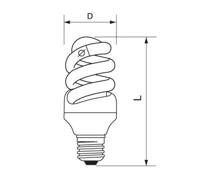 энергосберегающей лампеы
